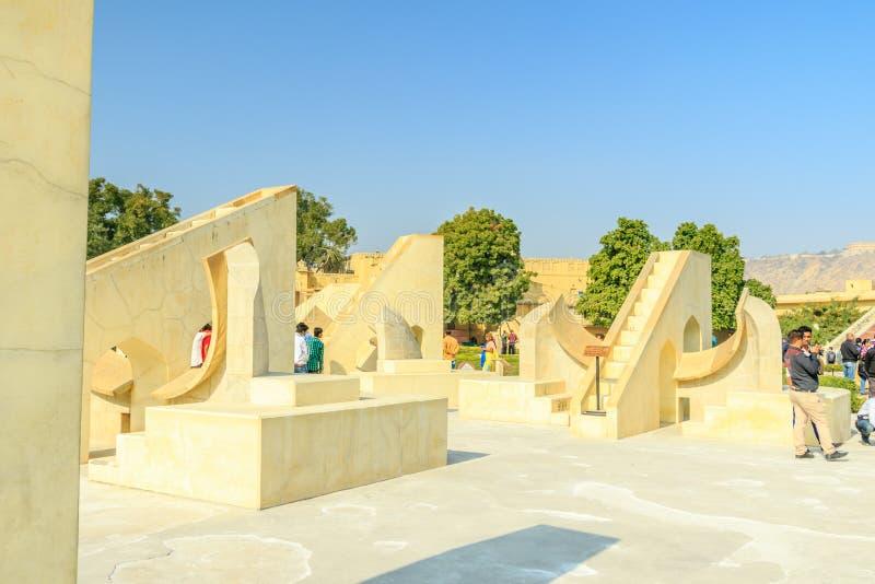 Jantar Mantar royalty free stock photography