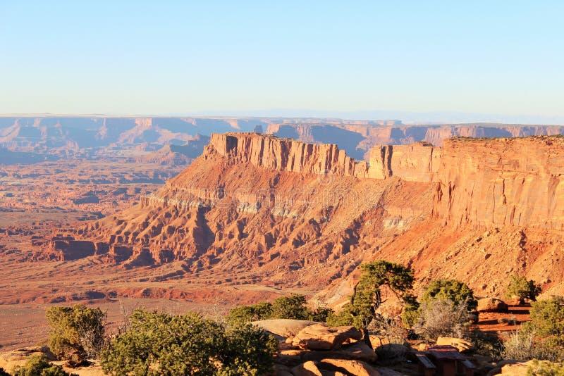 Jante de canyon image stock