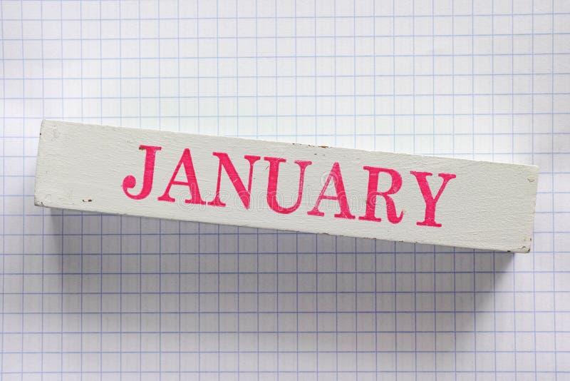januar stockfotografie