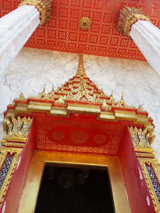 Wat Khao D Saluk, U Thong, Suphan Buri, Thailand. 21 January 2017 - Wat Khao D Saluk, U Thong, Suphan Buri, Thailand stock image