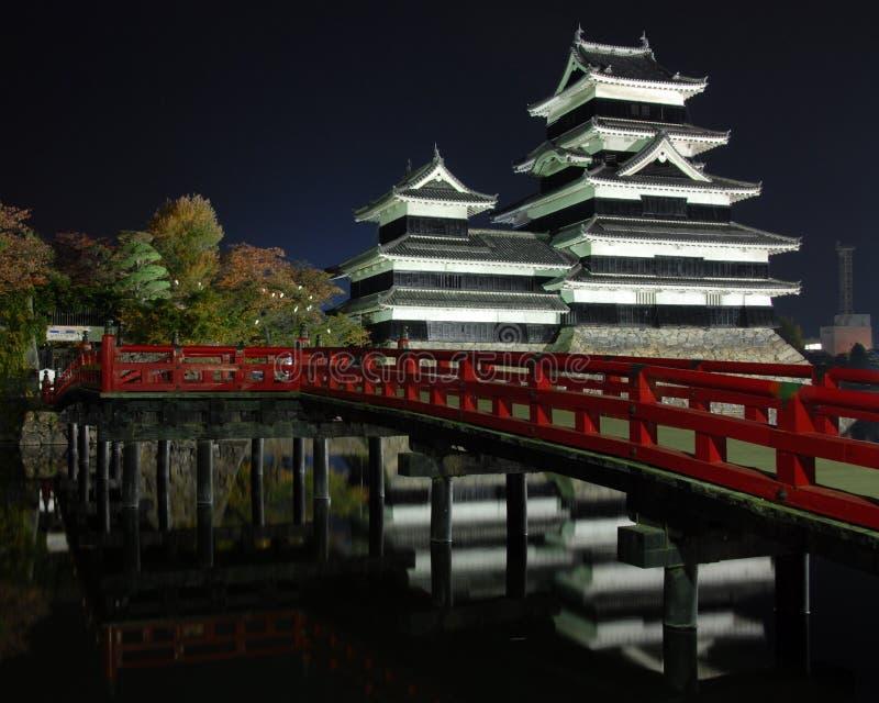 Japão-castelo fotografia de stock