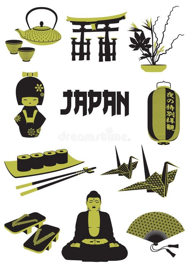 Japón libre illustration