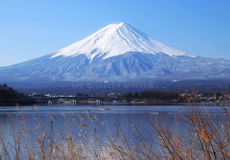 Japón, el monte Fuji foto de archivo libre de regalías