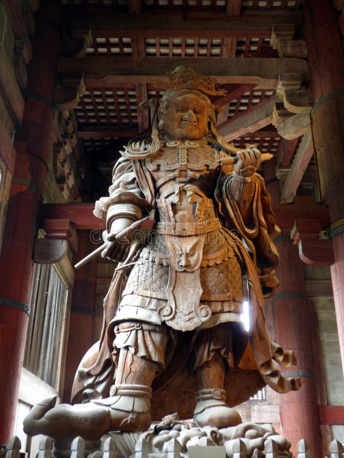 japón estrechez Templo de Todaiji fotografía de archivo