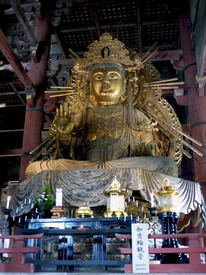 japón estrechez Templo de Todaiji fotos de archivo