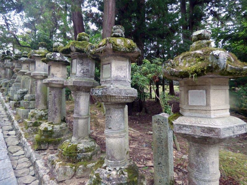japón estrechez Templo de Todaiji fotografía de archivo libre de regalías