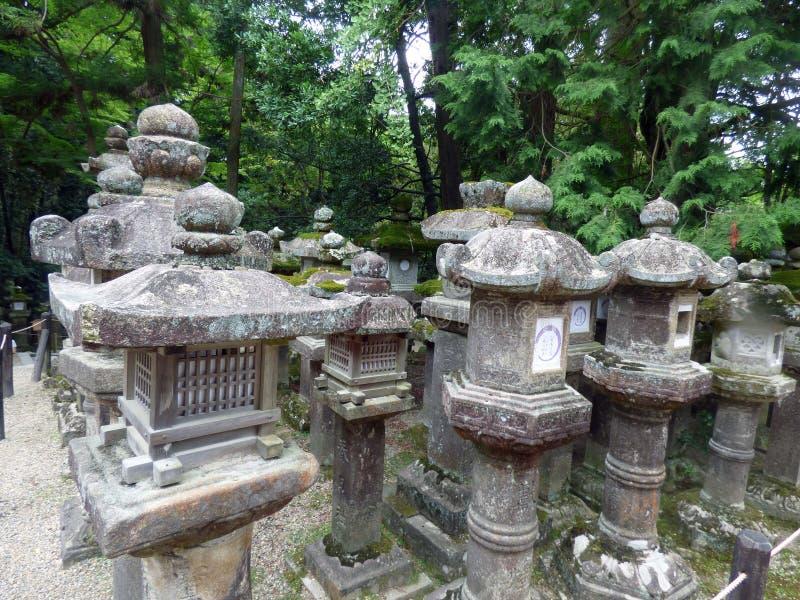 japón estrechez Templo de Todaiji imagen de archivo libre de regalías