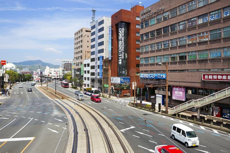 Japón, Nagasaki fotografía de archivo