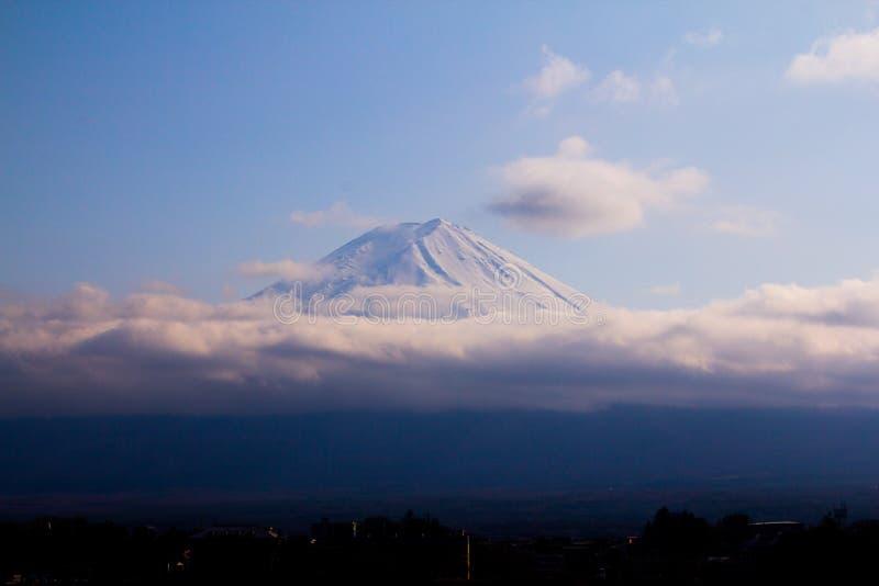 Japan's Mt fuji lizenzfreies stockbild