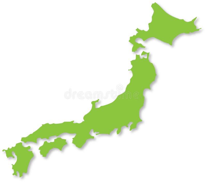 Japan vektor abbildung