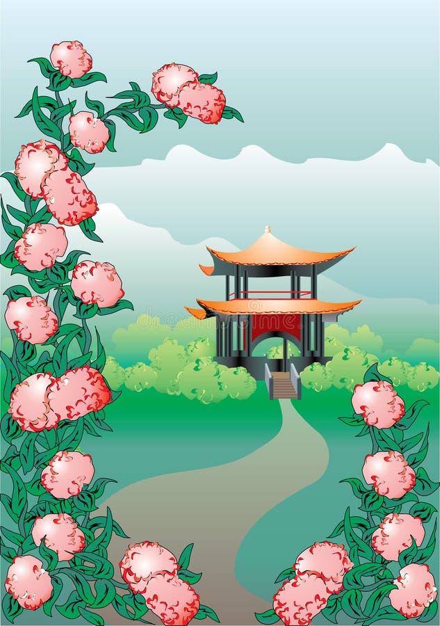 japan ilustracja wektor