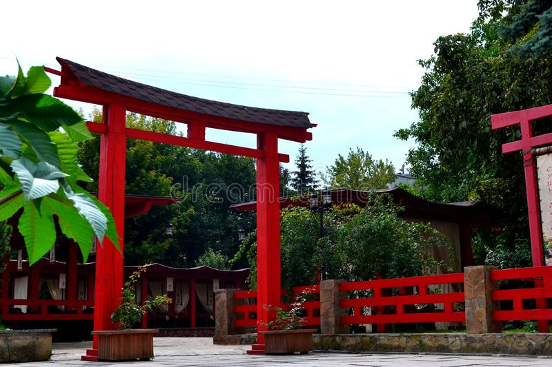 Download Japan Culture Centre In My City. Stock Image - Image: 26241183