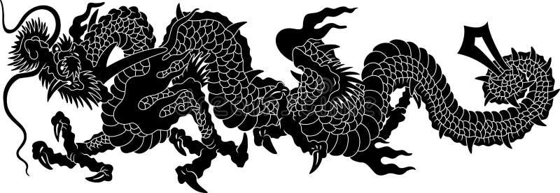 Japan Dragon Stock Photography