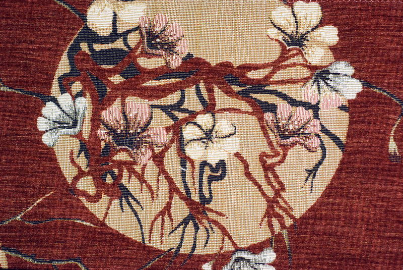 Japan fabric stock photography