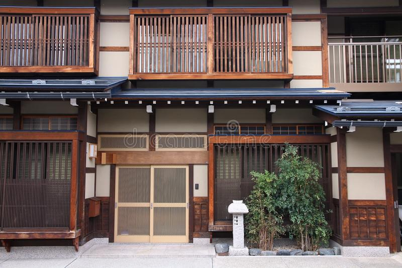 Japan - Furukawa royaltyfri foto