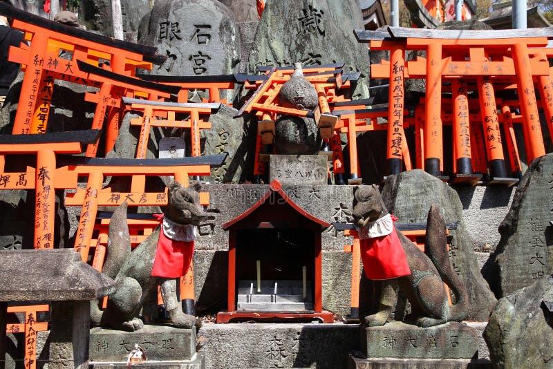 Japan - Fushimi Inari Royalty Free Stock Images