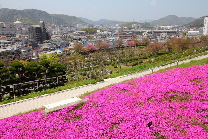 Japan - Himeji lizenzfreie stockfotografie