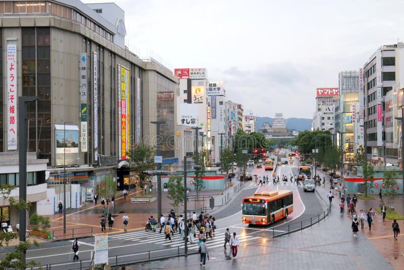 Japan: Himeji stock afbeeldingen