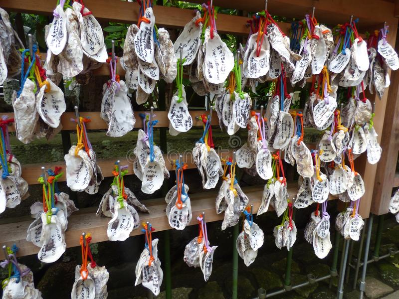 japan Kamakura Hase-Deratempel royalty-vrije stock fotografie