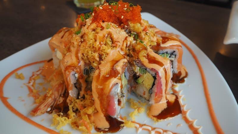 Japan-Nahrungsmittel lizenzfreie stockfotografie
