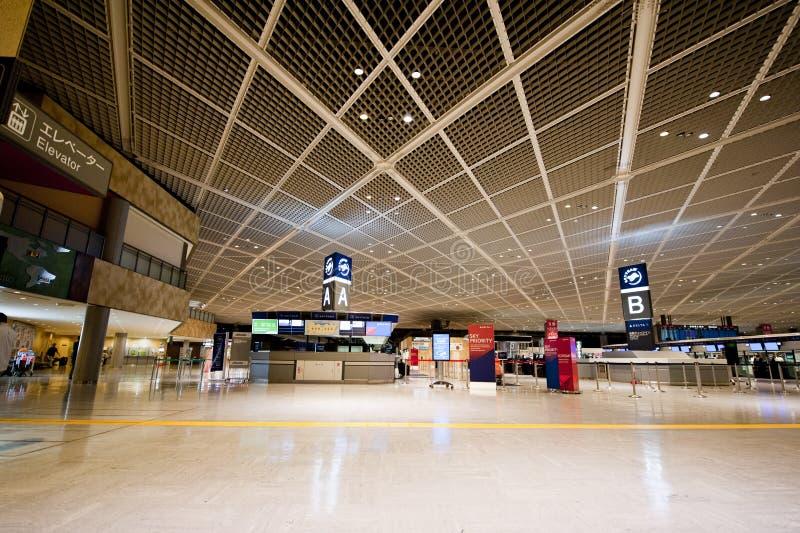 Japan : Narita Int'l Airport. Lobby at the Narita Int'l Airport ( Terminal 1