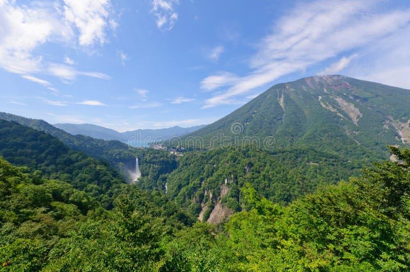 japan nikko royaltyfria bilder