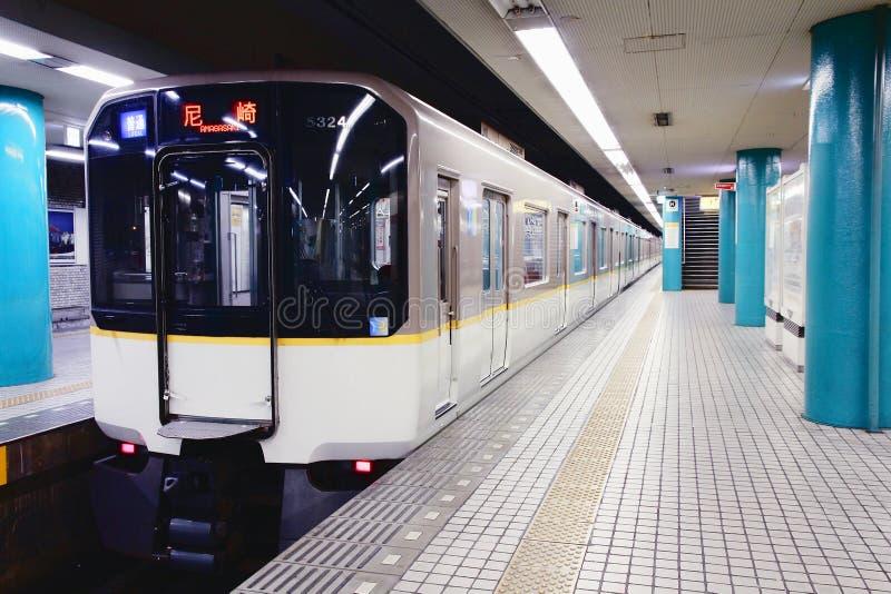 Japan railway station stock photography