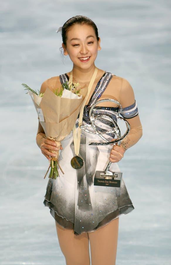 Free Japan S Mao Asada - Iceskatin Stock Image - 4376741