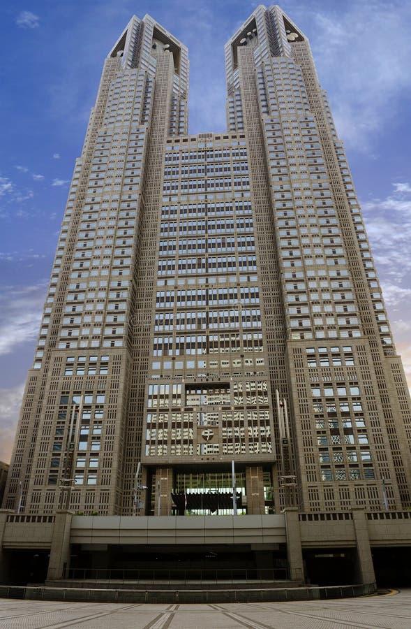 japan Stadt Hall Of Tokyo stockfotos