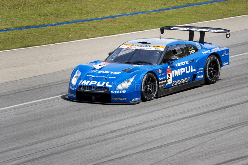 Download Japan Super GT 2009 - Team Impul Editorial Photography - Image: 9887577