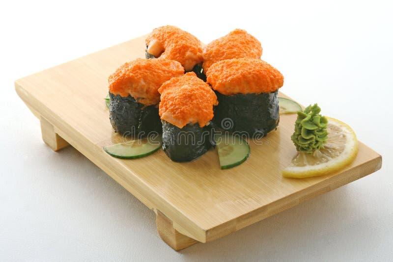 Japan Sushi Arkivbild