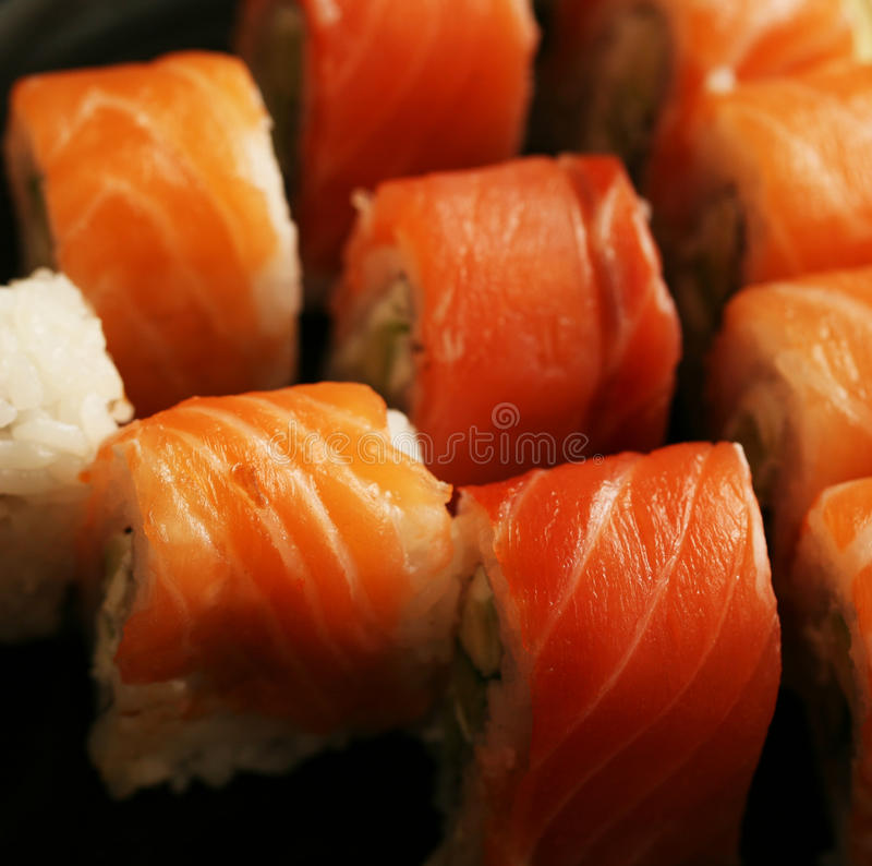 Download Japan Traditional Food - Roll Stock Image - Image: 16148091