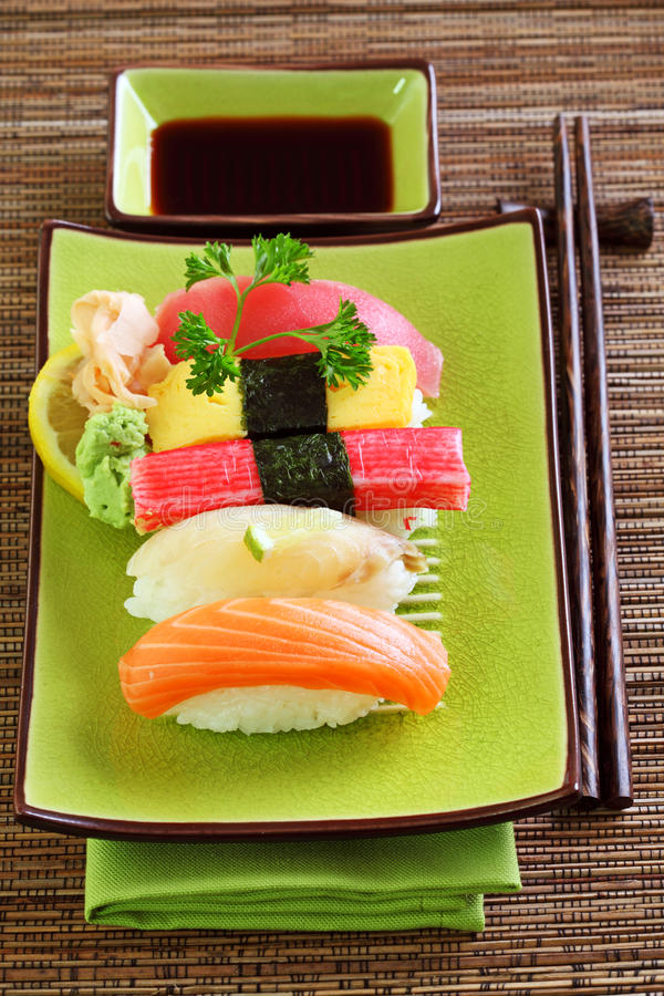 Download Japan Traditional Food Sushi Stock Image - Image: 17758869