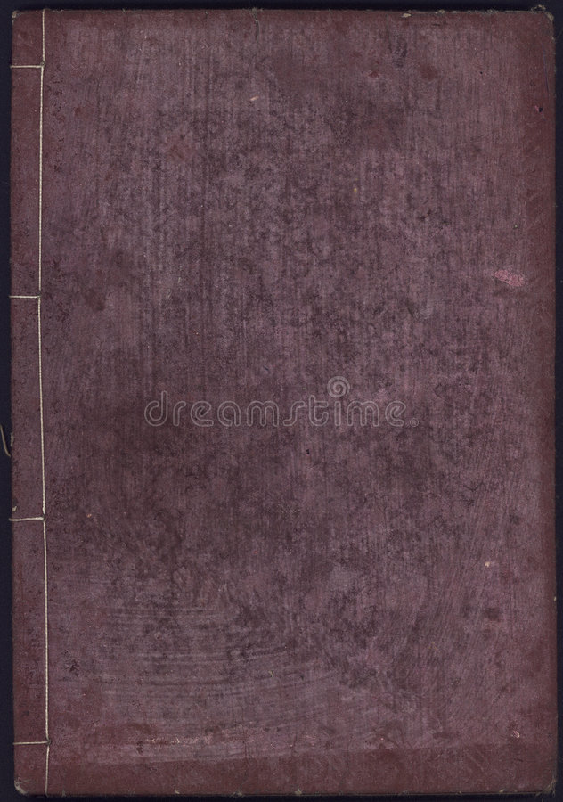 Book Cover Texture Japanese : Japanese book back cover stock image of layer