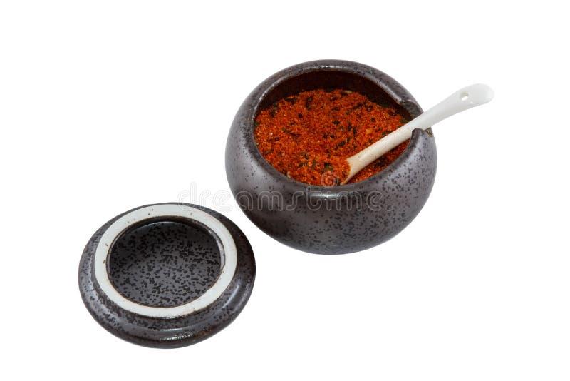 Japanese chili stock images