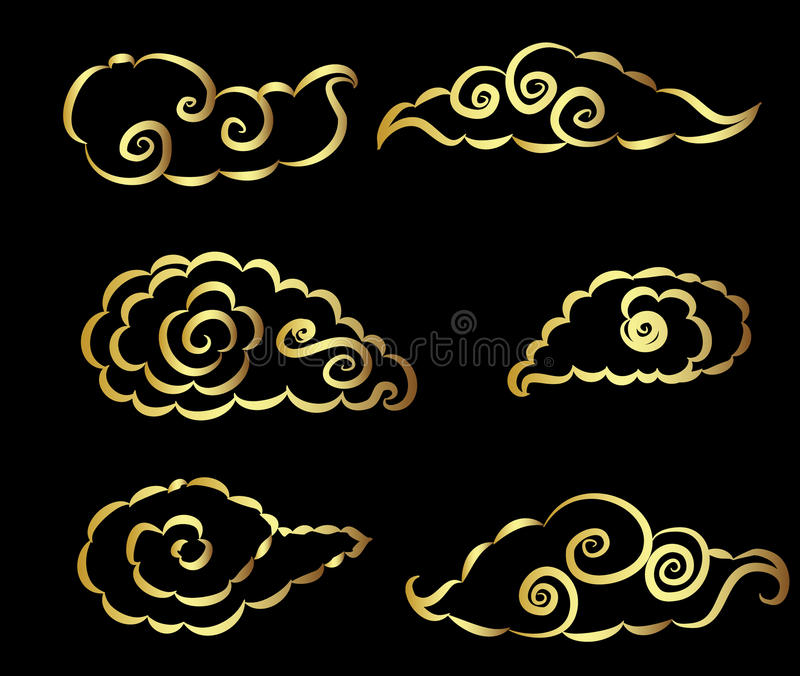 Japanese Cloud Tattoo Stock Illustrations – 1,550 Japanese