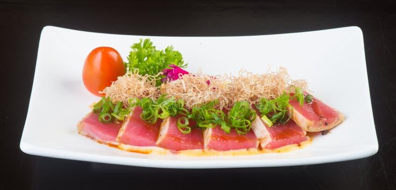 Japanese cuisine. sashimi on the background. Japanese cuisine. sashimi on background royalty free stock photos