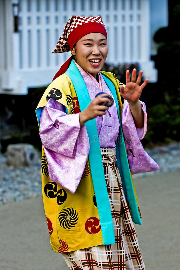 Download Japanese Culture Day editorial stock image. Image of portrait - 25619869