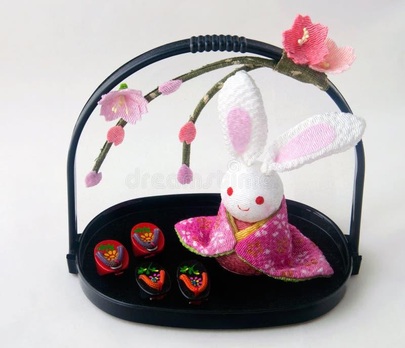 Japanese Cute Rabbit Decoration