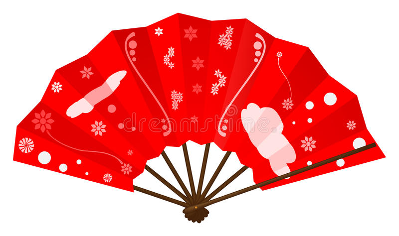 Download Japanese Fan Royalty Free Stock Image - Image: 15146246