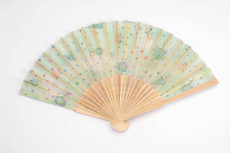 Japanese fan stock photography