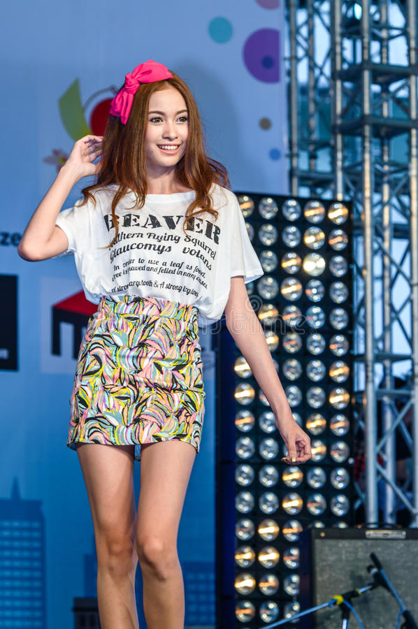 Download Japanese Fashion Show From JAPAN In Japan Festa In Bangkok 2013. Editorial Photography - Image: 33466712