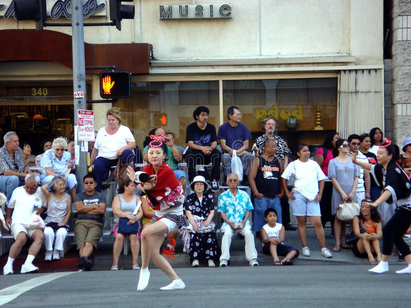 Download Japanese Festival In Little Tokyo Editorial Photography - Image: 31487412