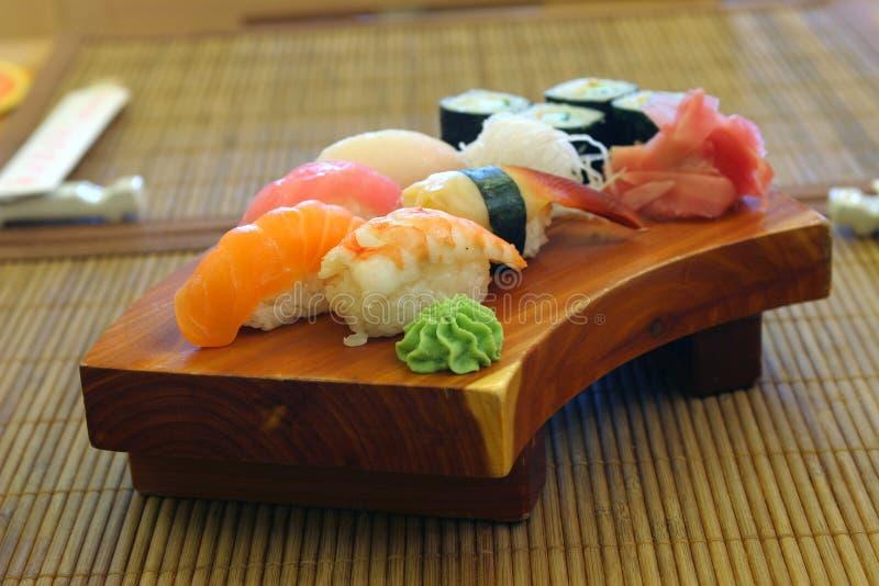 Japanese food, kabuki stock image