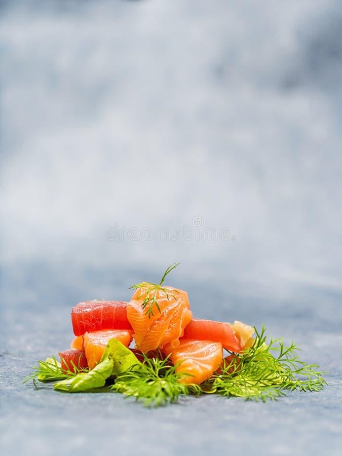 Japanese food sashimi set. Fresh Japanese food Sashimi set royalty free stock photo