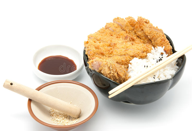 Japanese food style royalty free stock photos