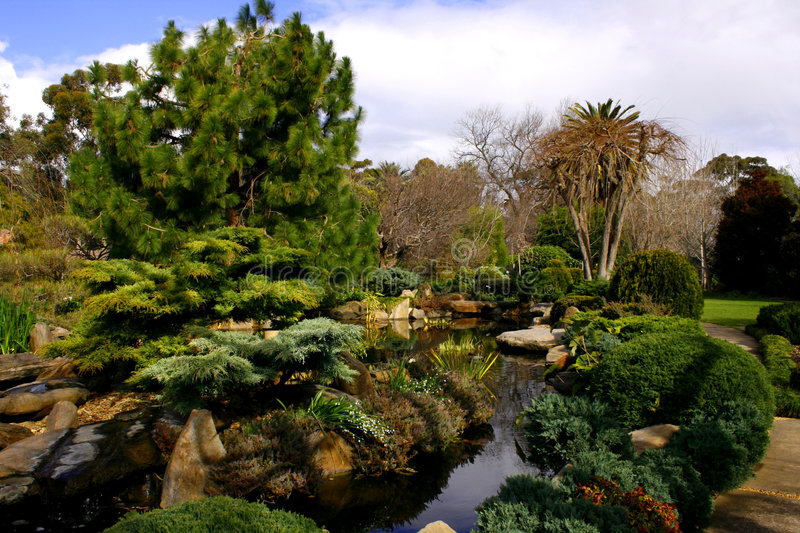 Download Japanese Garden stock photo. Image of relax, tranquility - 6093436