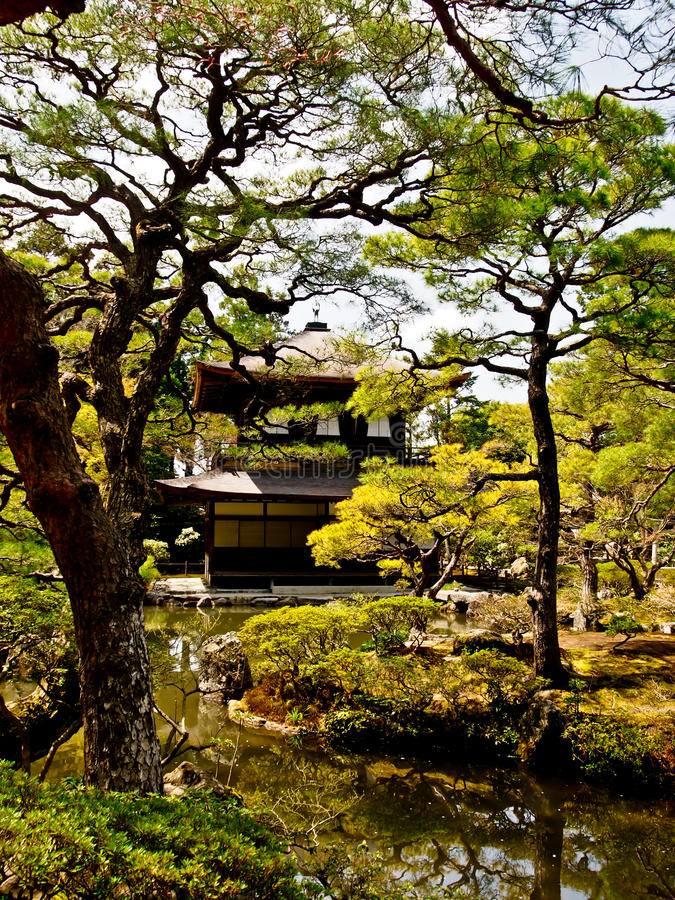Download Japanese garden stock photo. Image of higashiyama, meditation - 30578372