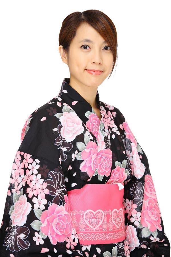 Download Japanese kimono woman stock image. Image of japan, lady - 30312183