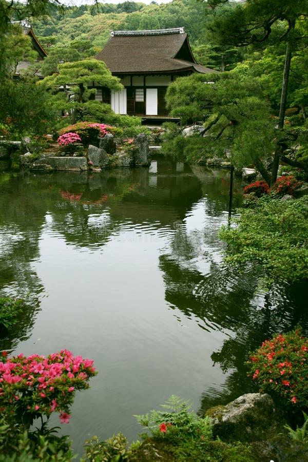 Download Japanese landscape garden stock image. Image of gardening - 14700505